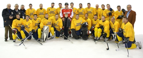 Team Sweden och Lukasjenka