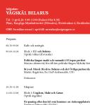 Vägskäl Belarus