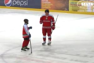 Luka x 2 hockey