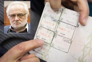 matskevitj och hans pass